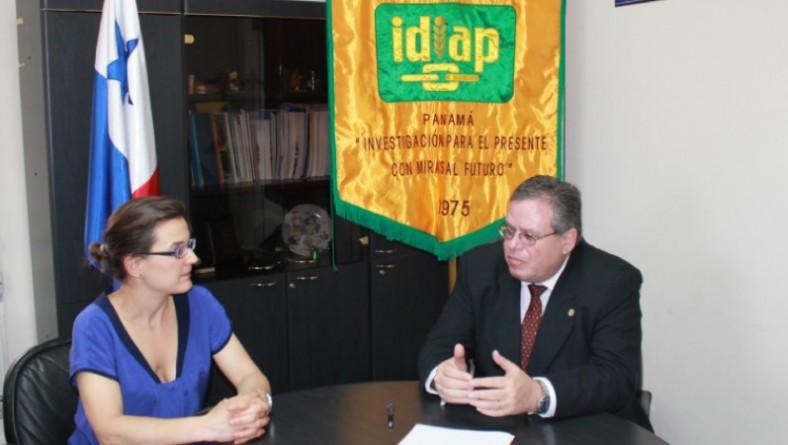Convenio de cooperación técnica IDIAP – Comité NORD 2015