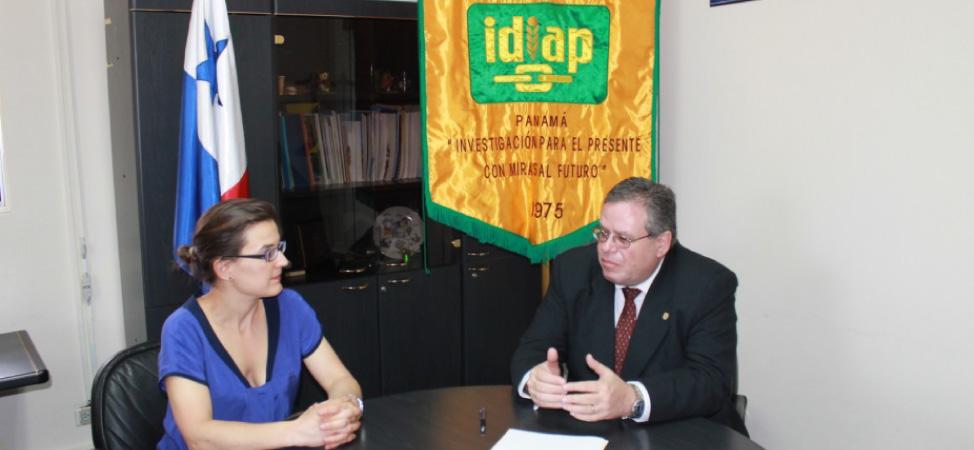 Convenio de cooperaci n t cnica idiap comit nord 2015 for Convenio oficinas tecnicas