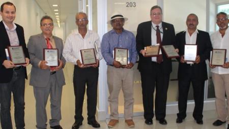 SENACYT rinde homenaje a investigadores del IDIAP
