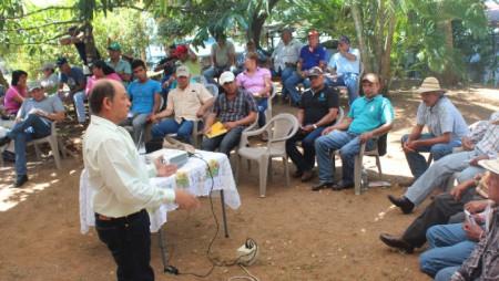 Productores de San Lorenzo se capacitan en el establecimiento y manejo de pasturas