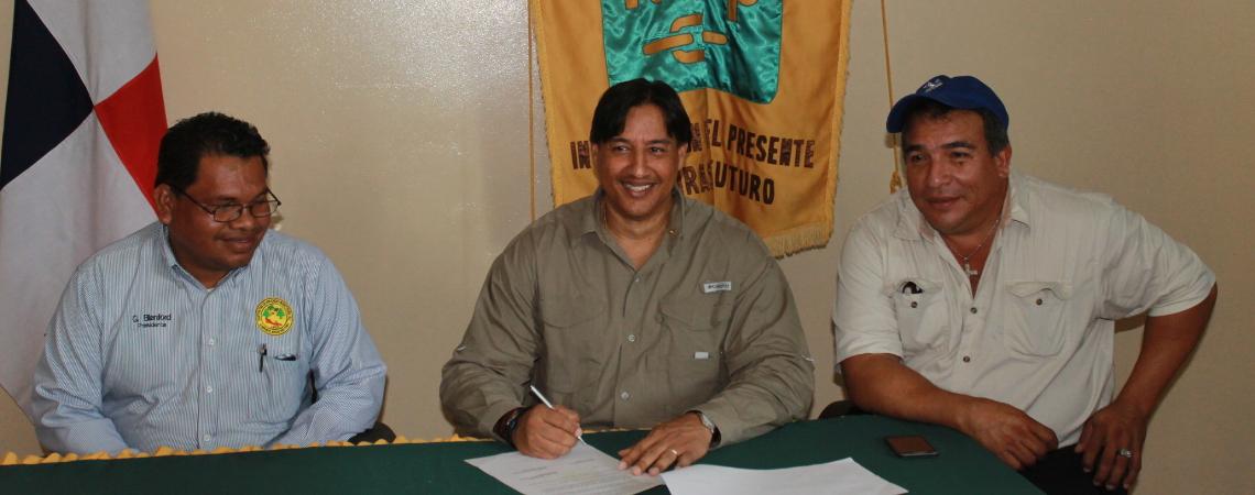 Convenio de cooperación técnica IDIAP—COCABO. R.L.