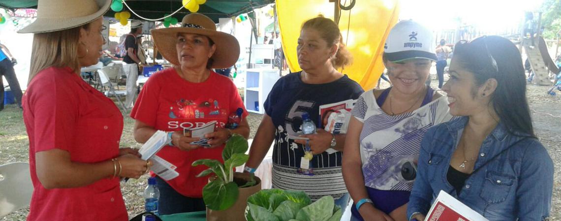 IDIAP presente en el Encuentro Folklórico y Agropecuario de Cañita