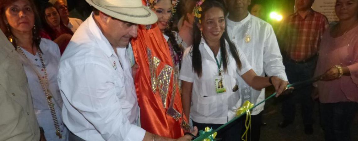 IDIAP recibe reconociendo en la Feria de Tonosí