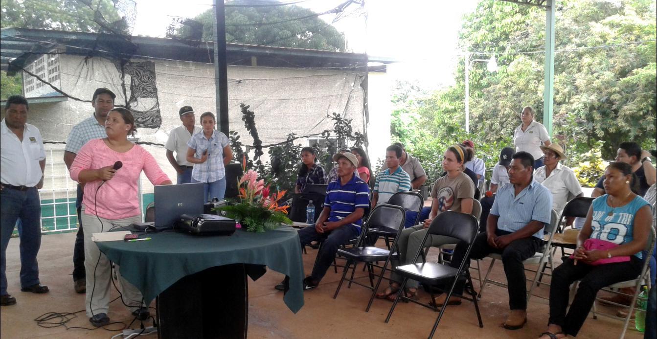 IDIAP beneficia a productores de Panamá oeste  con el primer taller para diagnósticos participativos