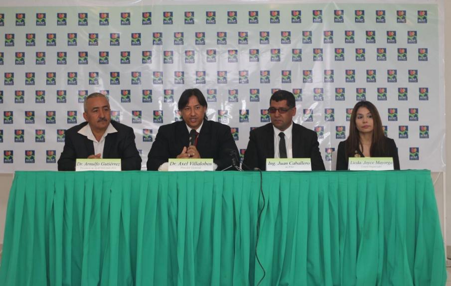 Investigadores del rubro papa se darán cita en el Congreso ALAP Panamá