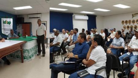 Inducción a la nueva convocatoria para la elaboración de proyectos en IDIAP Divisa