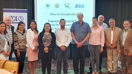 IDIAP participó en la Propuesta Regional de Buenas Prácticas en la Producción de Leche de Ganado Bovino de IICA