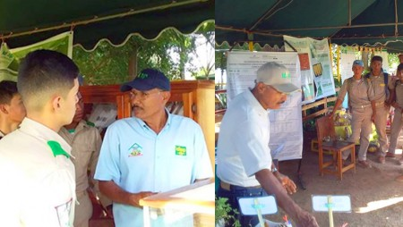 IDIAP exhibe cultivos biofortificados en la Feria de San Sebastián de Ocú