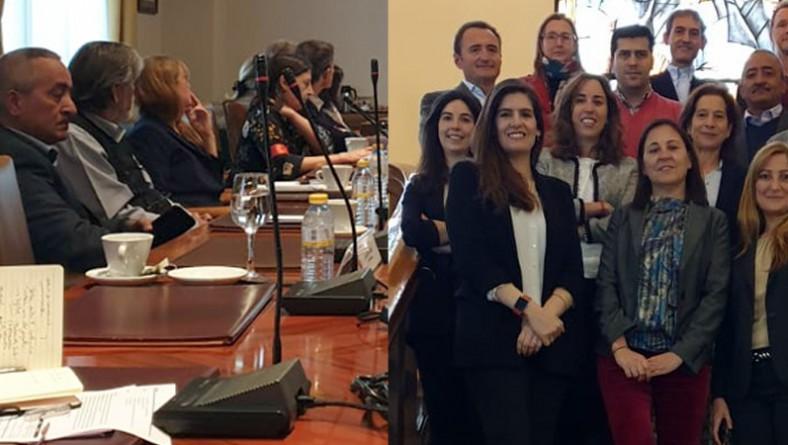 IDIAP participa en reunión internacional de INIAS