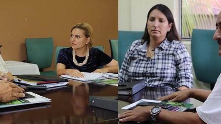 Comisión de Población y Ambiente de la Asamblea visita IDIAP