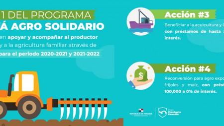 Plan Protégete Panamá – Panamá Solidario